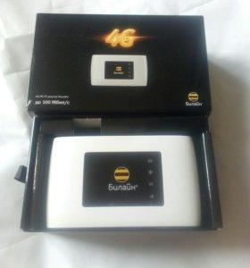 4 G Wi Fi роутер Биллайн