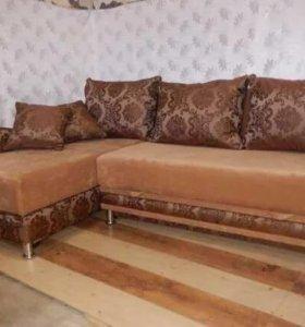 """0362 Угловой диван """"Комфорт"""". От производителя"""