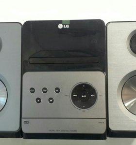Музыкальный центр LG XA66