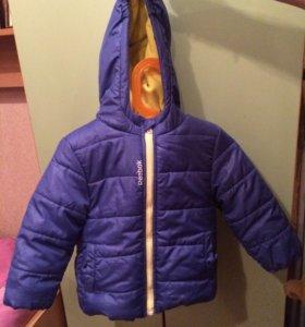 Детская куртка Rebook