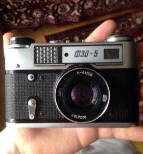 фотоаппарат ФЭД-5