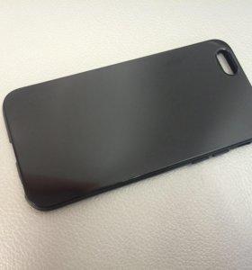 Чехол iPhone 4/4s черный