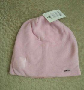 Новая розовая шапка
