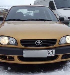 Toyota Corolla(хетчбек),2000 г.в.