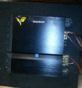 Продам усилитель Alpine pmx-f640