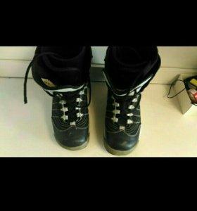 Сноубордические ботинки BD