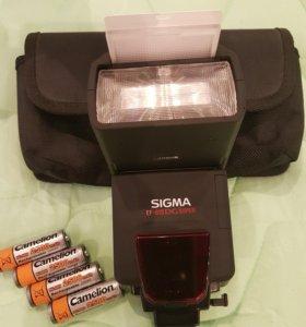 Фотовспышка sigma EF-610 super SO-ADI
