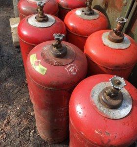 Балоны газовые 50л