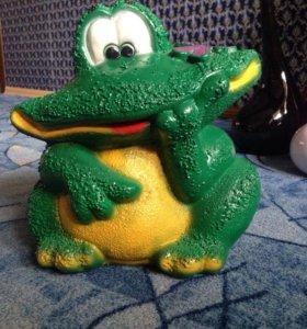 Лягушка керамика