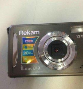 Фотоаппарат Rekam LM9
