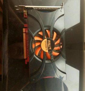 Palit GTX 550 ti 1024Mb 192 bit