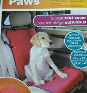Коврик на сиденье в машину для собак