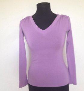 Комплект 44 р. сарафан блузка платок