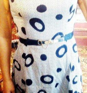 Платье ,новое ,купила и не носила