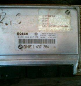 Блок управления двс на БМВ 540