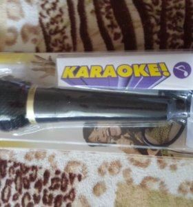 Караоке микрофон Panasonic
