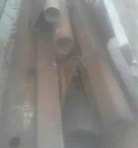Трубы на 300 по 5 и 4 метра