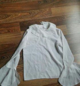 Блузка на 8 лет