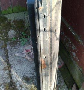 Дверь задняя правая левая Мерседес W124 86-96