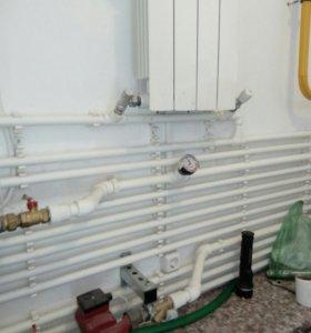 Отопление , водоснабжение , водоотведение .