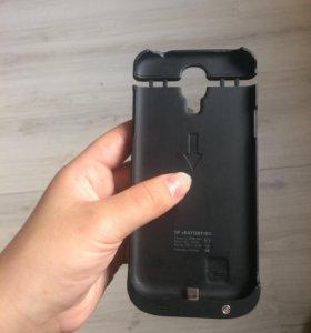Чехол-зарядка для Samsung