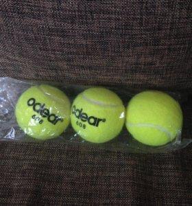Мячи для тенниса 3 шт