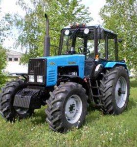 """Трактор """"беларус 1221.2"""""""