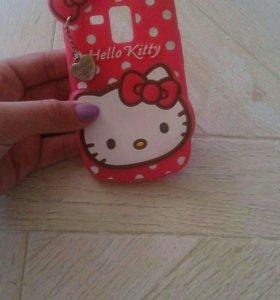 "Чехол на телефон ""Hello Kitty"""