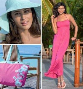Пляжные аксессуары и платья Florange