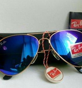 Солнцезащитные очки новые Ray Ban