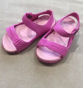 Резиновые сандали
