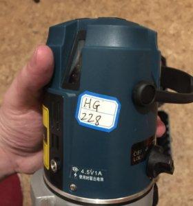 Лазерный уровень 4h 1 v