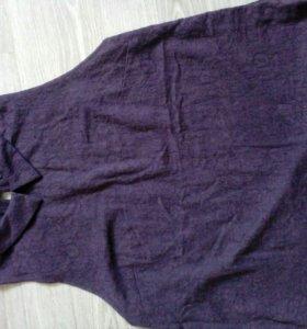 Рубашка б/рукавов