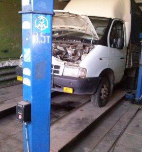 Подъёмник автомобильный