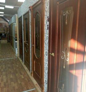 Магазин дверей и напольных покрытий