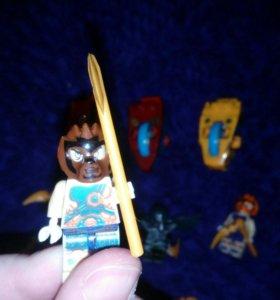 Лего. Chin