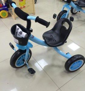 Trehkolesnii velosiped