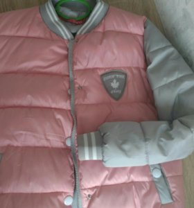 Куртка на подростка, б/у 1 раз