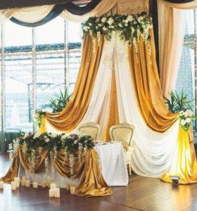 Декор. Свадебное оформление. Декор на свадьбу.