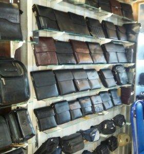 Барсетки портмоне кошельки портфели