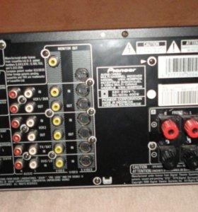 Ресивер Pioneer VSX-839 RDS