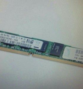 Память DDR3 ECC REG 4Gb