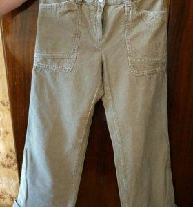 Джинсы-брюки 50