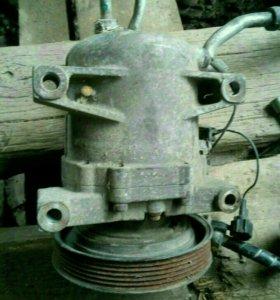 NISSAN примера компресор кондиционера