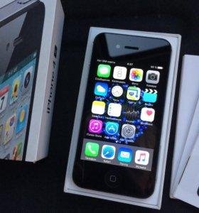 iPhone 4S 16 gb Оригинальный