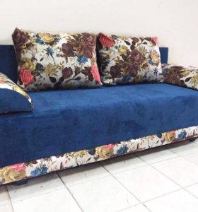 00068 новый евро диван без боковин от фабрики