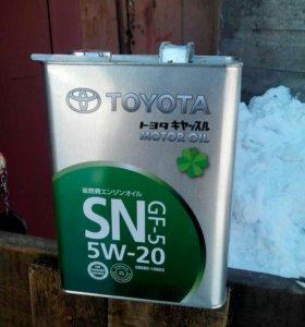 Масло моторное Toyota SN 5W20