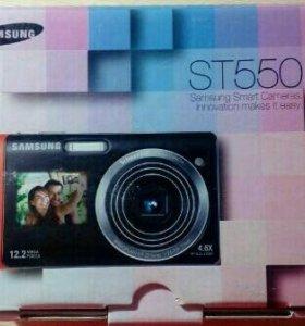 Сенсорный фотоаппарат Samsung ST550