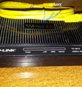 ADSL2+Modem