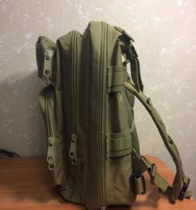 Американский  военный ранец . (Торг)